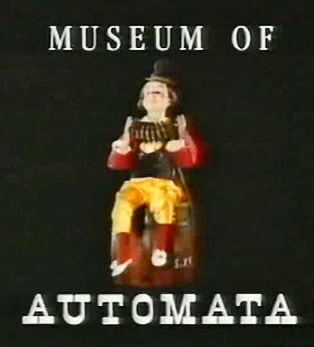 Museum of Automata in York